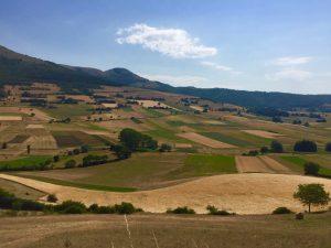 Vacanza in Umbria Altopiano di Colfiorito