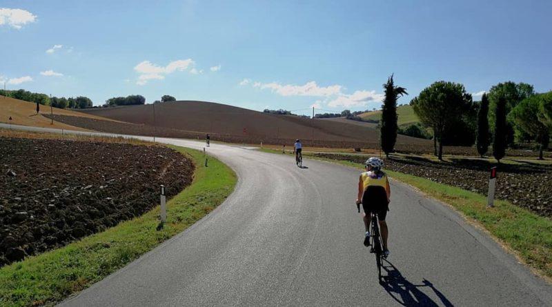 itinerari in bicicletta tra marche e umbria